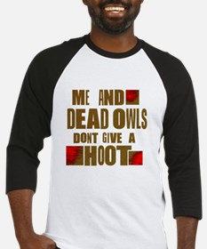 Raylan and Dead Owls Baseball Jersey