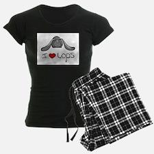 iheartlops_black Pajamas