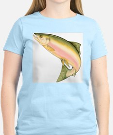 Fish - Leaping Salmon T-Shirt
