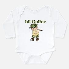 Little Golfer Body Suit