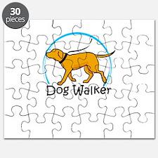 dog walker Puzzle