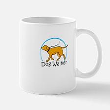 dog walker Mugs