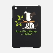 Run,play,relax,..repeat iPad Mini Case