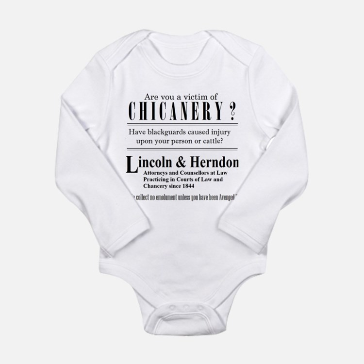 Lincoln & Herndon Body Suit