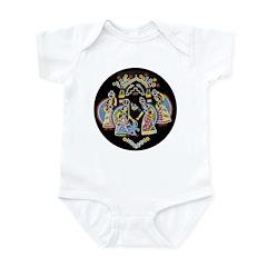 Hindu Art Infant Bodysuit