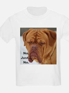 Dour Dogue No. T-Shirt