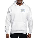 The Geek Will Rule Hooded Sweatshirt