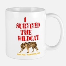 I survived the Wildcat! Mug