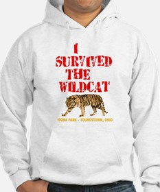 I survived the Wildcat! Hoodie