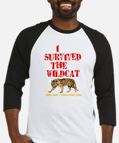 I survived the Wildcat! Baseball Jersey