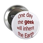 The Geek Will Rule Button
