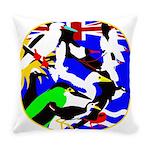 DG Birds Square TRANS.gif Everyday Pillow