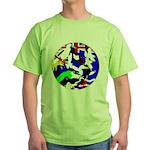 DG Birds Square TRANS.gif T-Shirt