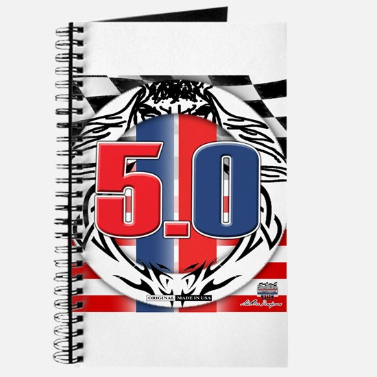 tribal 50 Journal