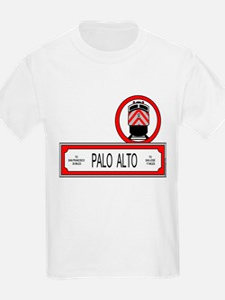Caltrain 18 Palo Alto T-Shirt