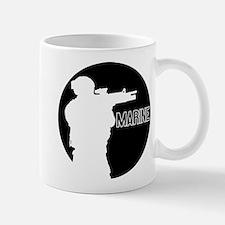 USMC: Marine (Black Circle) Mug