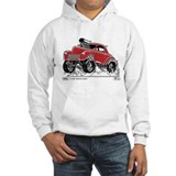 1941 willys Hooded Sweatshirt
