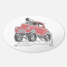 Gasser 41 willys Decal