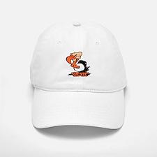 Funny Buzzard Baseball Baseball Cap