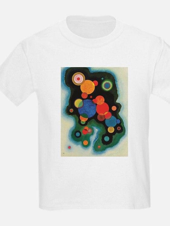 Deepened Impulse by Kandinsky T-Shirt