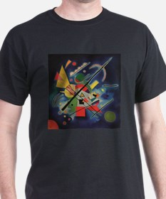 Blue Painting by Wassily Kandinsky T-Shirt