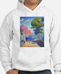 Capo di Noli by Paul Signac Sweatshirt