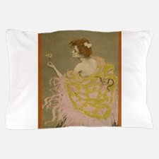 Vintage poster - Sifilis Pillow Case