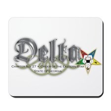 Delta Chapter Mousepad