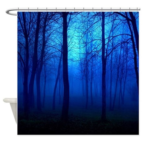 Whimsical Tree Shower Curtain By Simpleshopping
