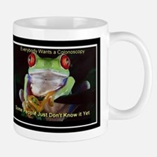 Colon Frog Lrg Mugs