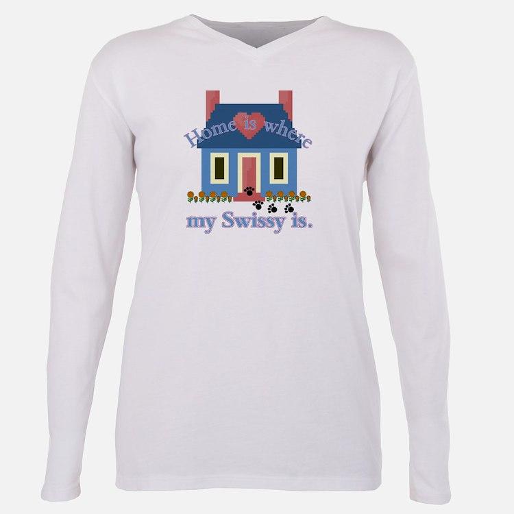Greater Swiss Mtn Dog Ash Grey T-Shirt