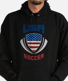 Soccer Crest USA blue Sweatshirt