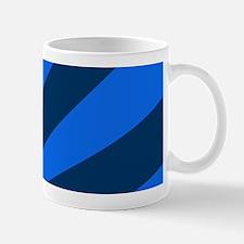 Blue Sunburst Mugs