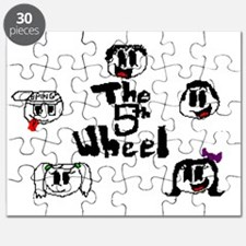 The 5th Wheel Group Photo Puzzle