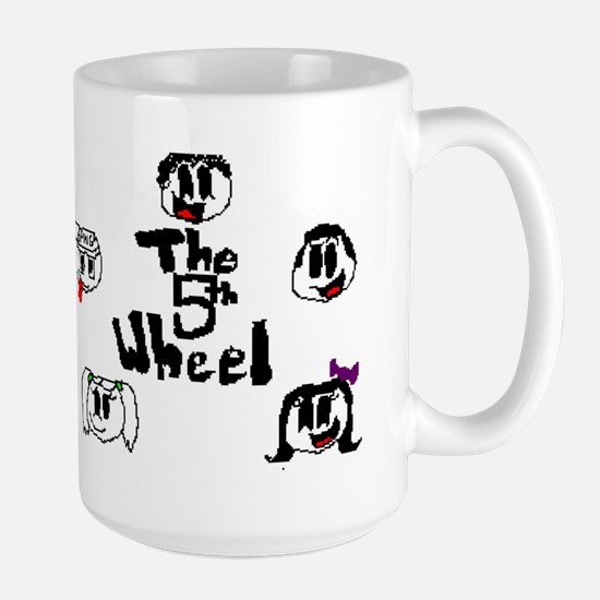 The 5th Wheel Group Photo Mugs