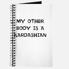 MY OTHER BODY IS A KARDASHIAN Journal