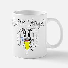 You're Shingle Mugs