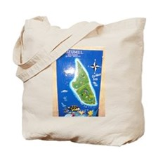 Cute Cozumel Tote Bag