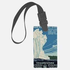 Unique National park service Luggage Tag