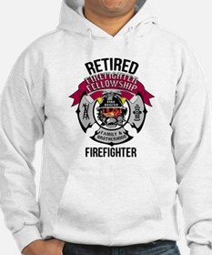 Retired Firefighter T Shirt Sweatshirt