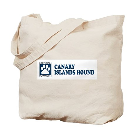 CANARY ISLANDS HOUND Tote Bag
