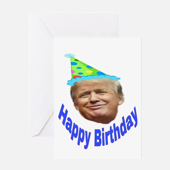 Unique Republican 2016 Greeting Card