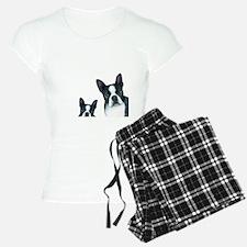 Dog 128 Boston Terrier Pajamas