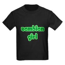 Zambian Girl T