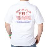 HELLRAISER's LITTLE SISTERS Golf Shirt