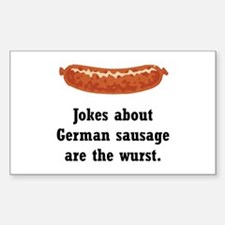 German Sausage Black.png Decal