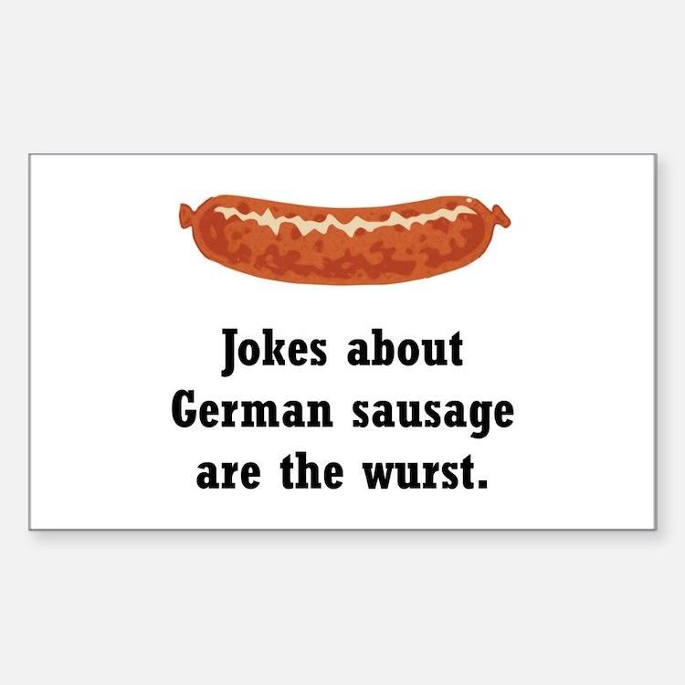 German Sausage Black.png Decal