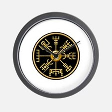 Unique Viking compass Wall Clock