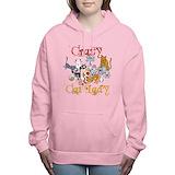 Cat lover Hooded Sweatshirt