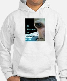 Funny End of the world design Hoodie